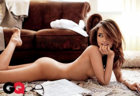 фото голы красивых девушек